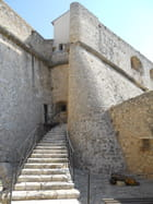 Le fort carré à antibes
