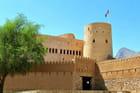Le fort de Rustaq