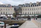 le front de port de Vannes