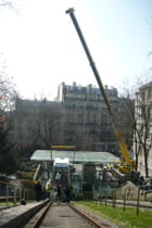 le funiculaire de Paris