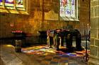 Le gisant de Saint Ronan