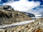 Le glacier du rhone