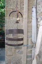 le gong du monastère