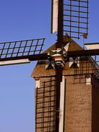 Le haut moulin (détail)