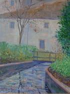 Le jardin des senteurs en automne