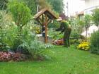 Le jardinier en fleurs