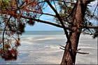 Le lac à Bombanes.