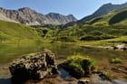 Le lac du Schwelisee