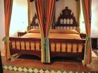Le lit double du Général