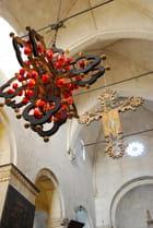 le lustre de la Cathédrale Saint laurent