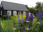 Le lystigardhur jardin botanique