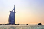 Le majestueux Burj Al Arab