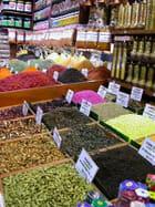 Le marché aux épices