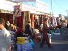 Le marché aux tapis
