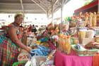 le marché de Pointe à Pitre
