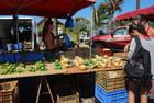 le marché de Saint Pierre