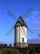 Le moulin.