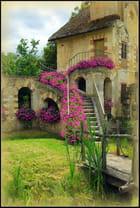 Le moulin du Hameau de TRIANON