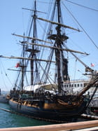Le navire du pirate