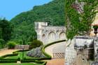 Le parc du château des Milandes