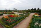 le parc du palais de Rundale