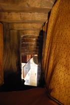 le passage menant à la grotte de la Nativité de Bethléem