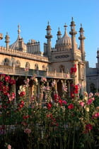Le pavillon royal à Brighton