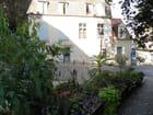 Le Pecq fleuri : jardinières, rue de Paris