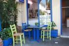 le petit restaurant en bordure de rue