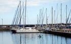 le port de plaisance de Saint Pierre