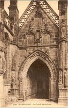 Le Portail des Apôtres
