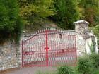Le portail rouge