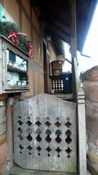 Le portillon en bois