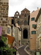 Le Puy en Velay, rue des Tables