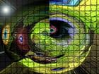 Le puzzle dans un tourbillon