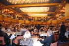 le restaurant du bateau de croisière le Costa Séréna