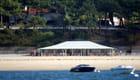 le restaurant sur la plage Peréire