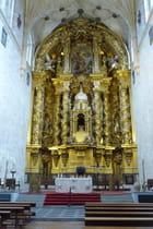 Le rétable de San Esteban