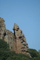 Le rocher de roquebrune 2