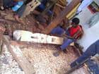 Le sculpteur sur bois