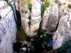 Le Tajo ( précipice ) de Ronda