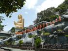 Le temple de Dambulla Sri Lanka