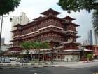 le temple de la Relique de la Dent du Bouddha