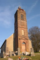 Le temple de Saint-Julien-les-Montbéliard