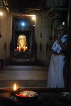 le temple Jain aux 1000 colonnes