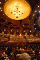 le théâtre du costa Magica