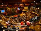 le théâtre sur le Costa Pacifica