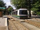 Le tramway au parc barbieux