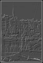 le vieux bassin d'Honfleur