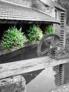 Le vieux lavoir de LAMBALLE